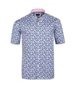chemisette à motifs