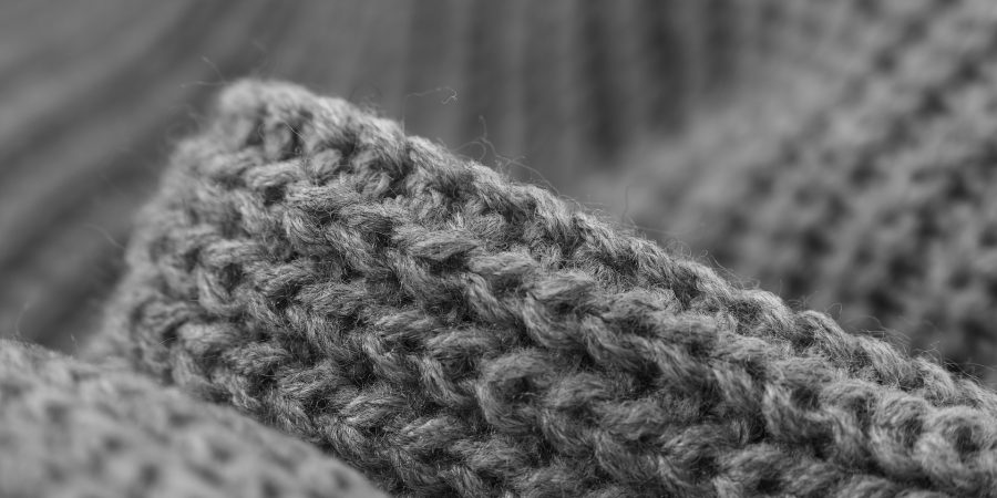 laine grise