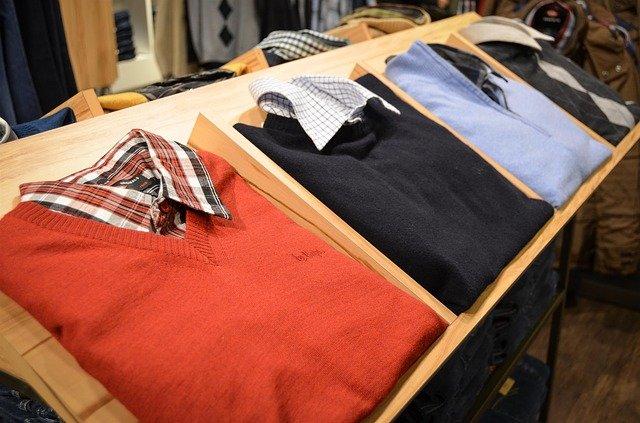chemise pour homme rond
